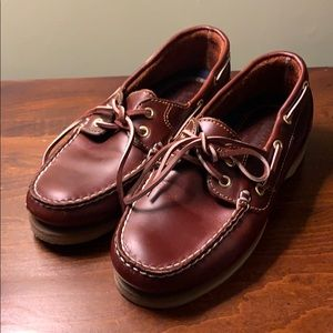 Timberland Classic Amherst 2-Eye Boat Shoes